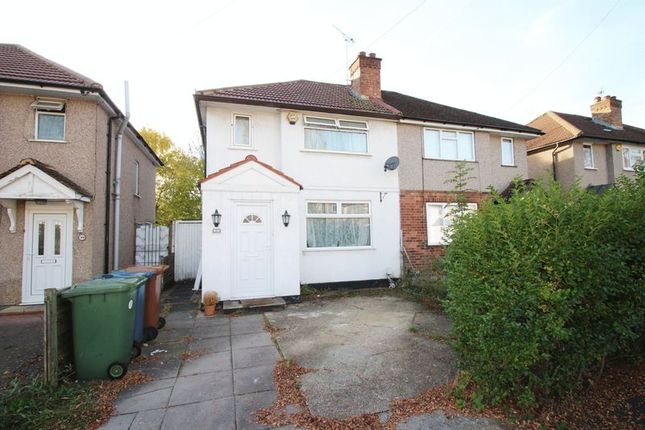 2 bed semi-detached house to rent in Hampden Road, Harrow