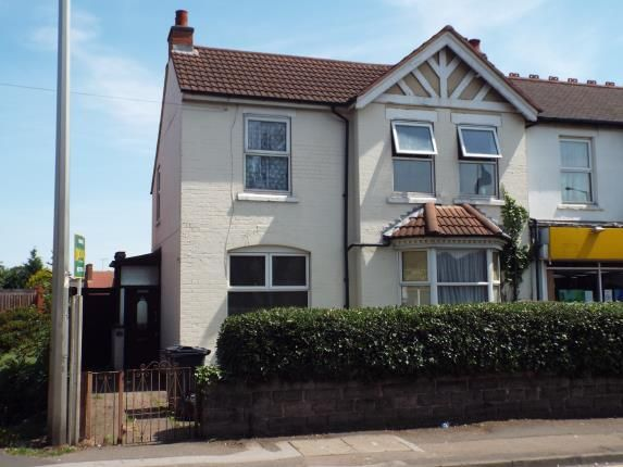 Thumbnail Semi-detached house for sale in Wood End Road, Birmingham, West Midlands