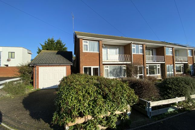 Thumbnail End terrace house for sale in Wings Close, Broadstairs