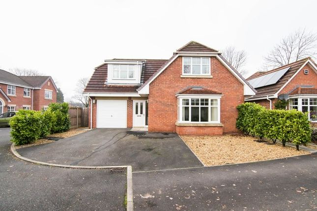 Thumbnail Detached house for sale in Slater Court, Leyland