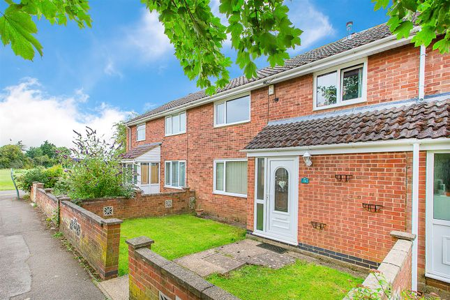 Thumbnail Terraced house for sale in Clwyd Walk, Corby