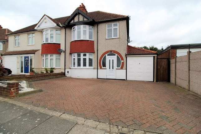 Thumbnail Semi-detached house for sale in Bowness Road, Bexleyheath