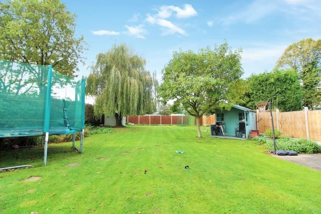 Garden of Passage Road, Bristol, Somerset BS10