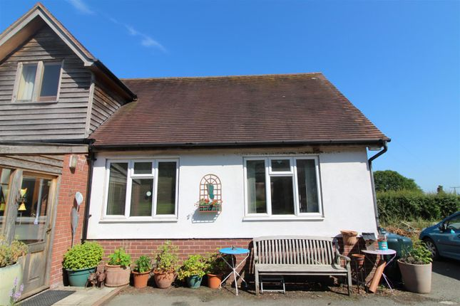 Thumbnail Semi-detached bungalow to rent in Ruckley Road, Acton Burnell, Shrewsbury