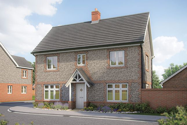"""3 bed detached house for sale in """"The Spruce"""" at Park Road, Hellingly, Hailsham BN27"""