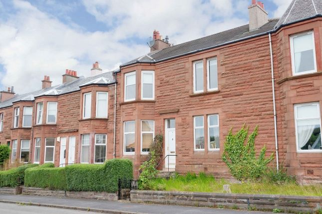 Thumbnail Flat for sale in George Street, Airdrie, Lanarkshire