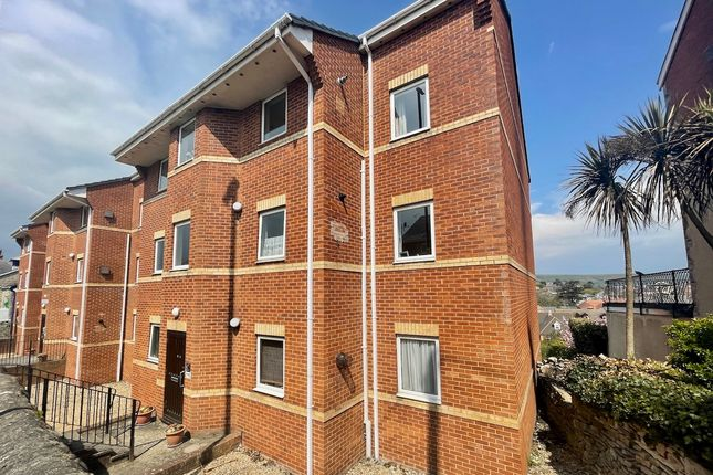 Thumbnail Flat for sale in High Street, Swanage