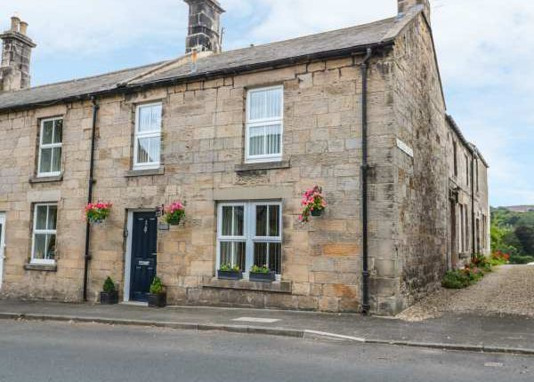 Thumbnail Cottage for sale in Hawthorn Terrace, Rothbury