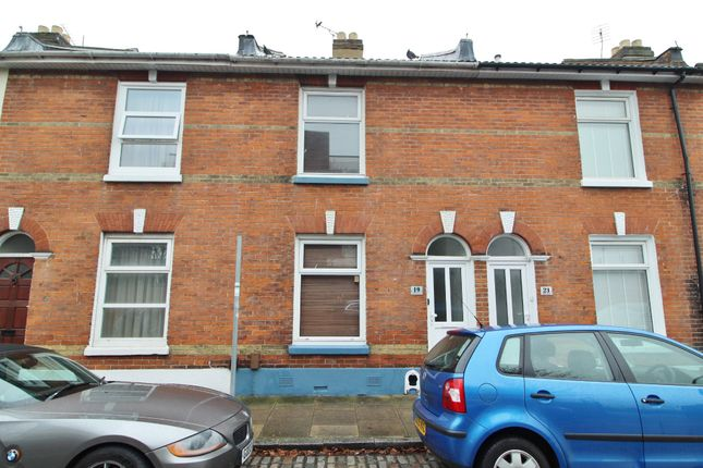 Thumbnail Terraced house to rent in Rugby Road, Southsea