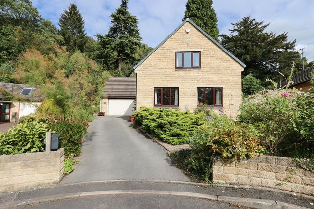 Thumbnail Detached house for sale in Sir Josephs Lane, Darley Dale, Matlock