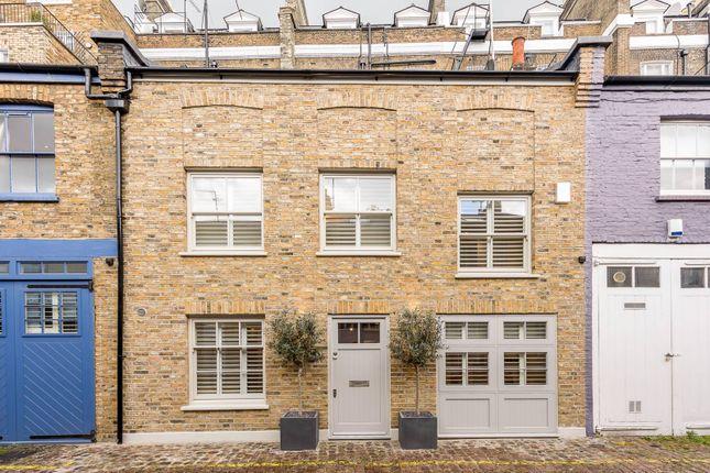Thumbnail Property for sale in Ensor Mews, South Kensington