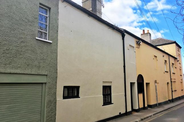 Thumbnail Terraced house for sale in Mount Street, Taunton, Somerset