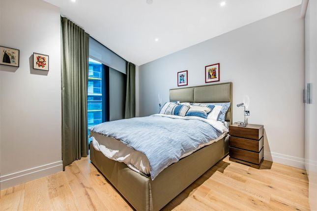 Bedroom of 4 Riverlight Quay, Nine Elms Lane, Nine Elms SW11