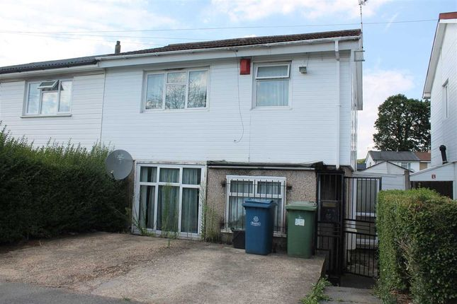 Thumbnail Semi-detached house to rent in Langton Road, Harrow