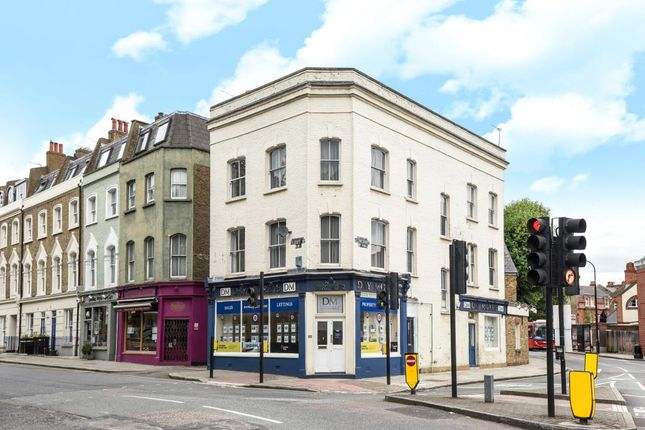 Thumbnail Flat for sale in Fleet Road, Hampstead