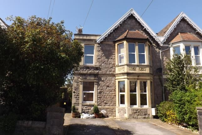 Thumbnail Property for sale in Weston Super Mare, North Somerset, .