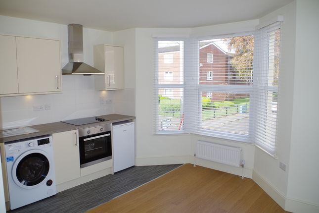 Thumbnail Flat to rent in Harlestone Road, Northampton