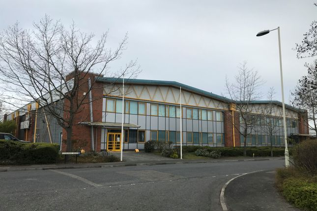 Industrial to let in Strand House, Blackbushe Business Park, Galway Road, Yateley