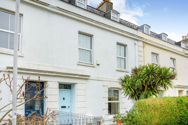Thumbnail Terraced house for sale in Napier Street, Plymouth