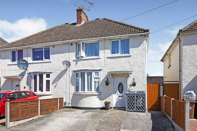 Thumbnail Semi-detached house for sale in Springfield Park Road, Chelmsford
