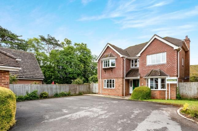 Thumbnail Detached house for sale in Basingstoke, Hampshire