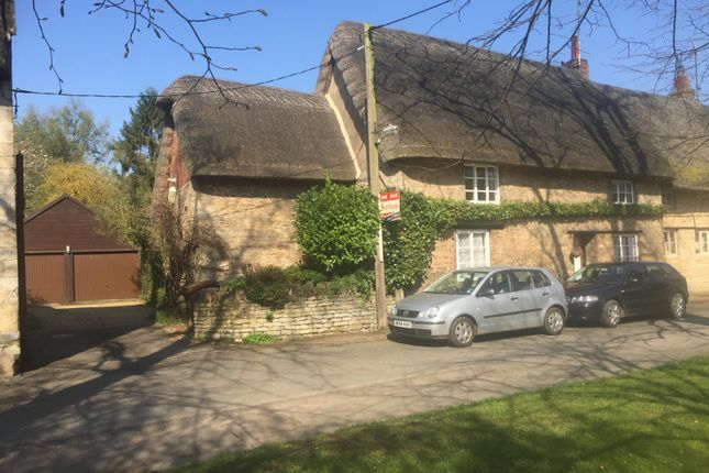 Thumbnail Cottage for sale in Barnwell, Peterborough