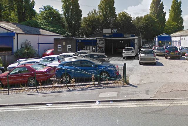 Thumbnail Parking/garage for sale in 4A-4B Rollingmill Street, Walsall
