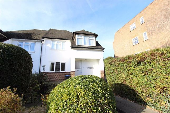 Thumbnail Flat for sale in Hoppers Road, Winchmore Hill, London