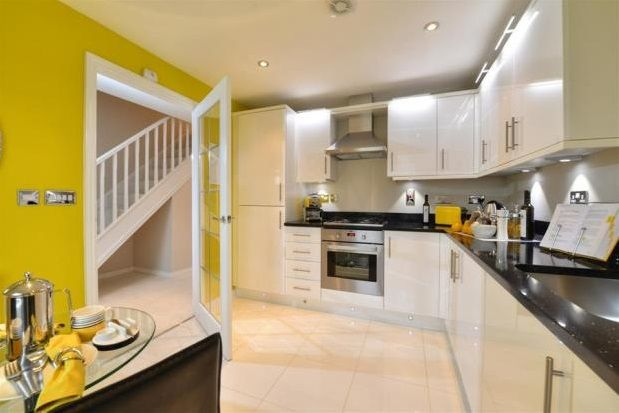 Thumbnail Semi-detached house to rent in Barnaby Road, Rugby