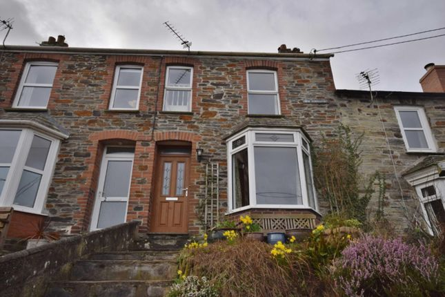 Thumbnail Terraced house to rent in New Guineaport, Wadebridge