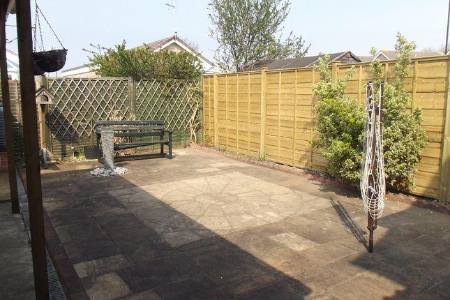 Rear Garden of Oak Tree Lane, Haxby, York YO32