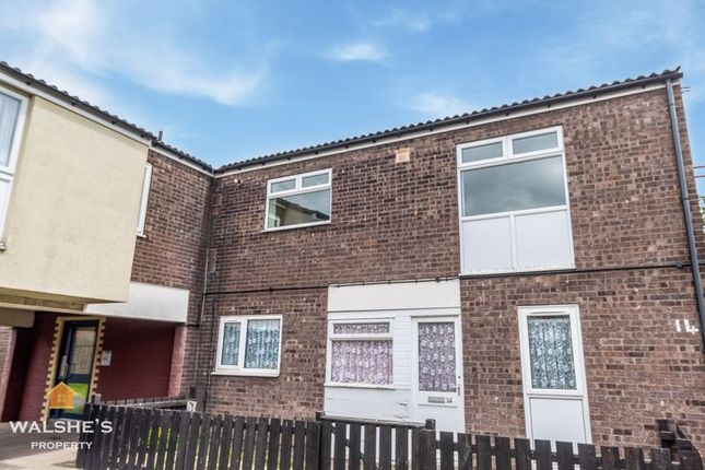Thumbnail Flat for sale in Earls Walk, Scunthorpe