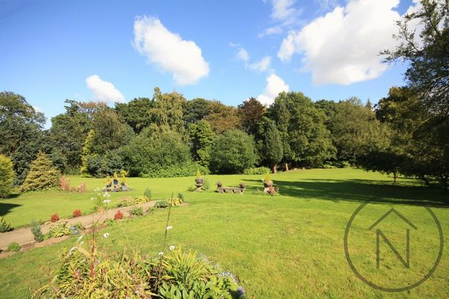 Gardens of The Manor House, Fir Tree Grange, Howden Le Wear, Crook DL15