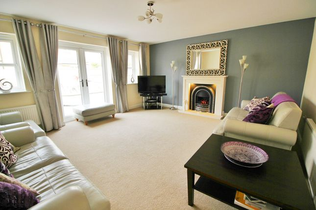 4 bed detached house for sale in Massey Close, Newton-Le-Willows