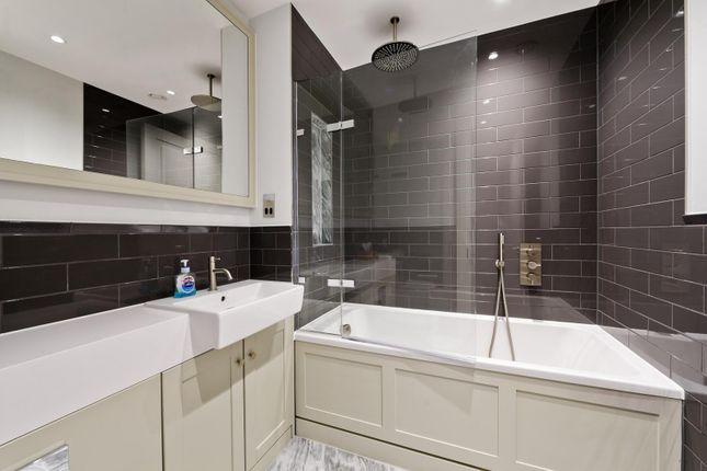 Bathroom of Palladian Gardens, London W4