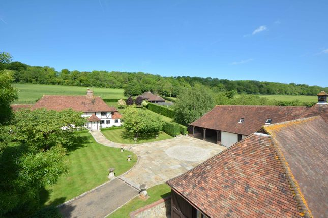 Thumbnail Detached house for sale in Elham, Canterbury