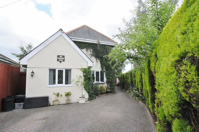 Thumbnail Detached house for sale in Liskeard Road, Saltash