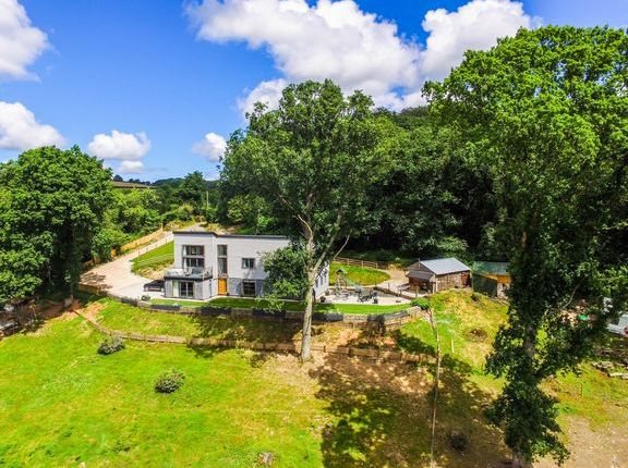 Thumbnail Detached house for sale in The Oaks, Bampton, Devon