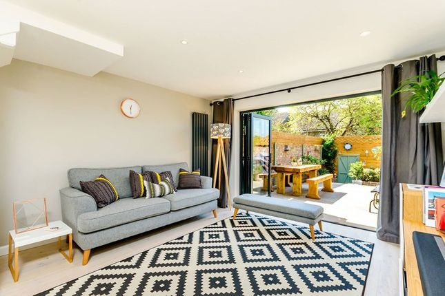 Thumbnail Terraced house for sale in St. Peter's Close, London