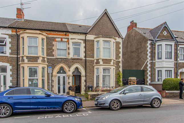 Thumbnail Property for sale in Llanfair Road, Pontcanna, Cardiff