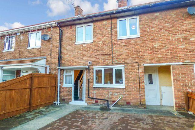 Thumbnail Terraced house for sale in Bowman Drive, Dudley, Cramlington