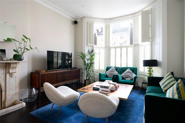 Thumbnail Flat to rent in Oxford Gardens, North Kensington