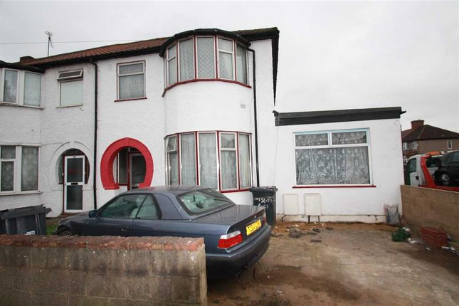 Thumbnail Semi-detached house for sale in Scotts Road, Southall
