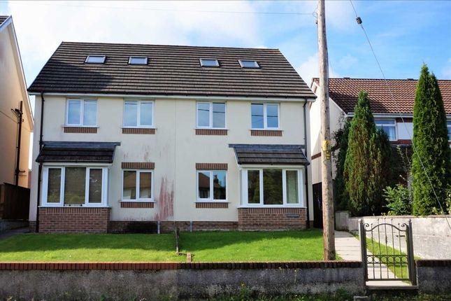 Thumbnail Semi-detached house for sale in Llegwteraid, Heol Y Foel, Foelgastell, Llanelli