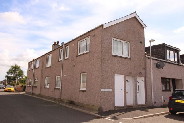 Thumbnail Flat for sale in Middlegate, Friockheim, Arbroath