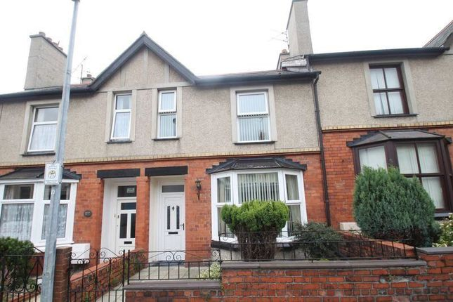 Thumbnail Semi-detached house for sale in Orme Road, Bangor