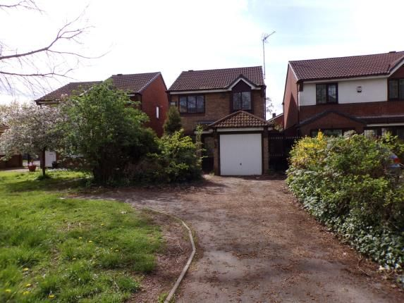 Thumbnail Detached house for sale in Lord Street, Walsall