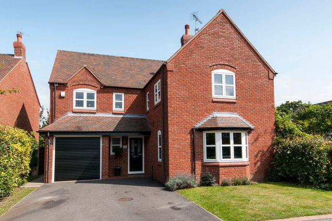 Thumbnail Detached house for sale in Willow Park Way, Aston-On-Trent, Derby