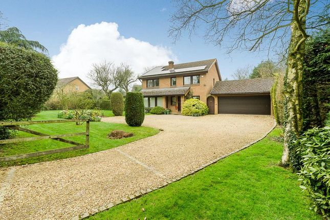 Thumbnail Detached house for sale in Banbury Lane, Fosters Booth, Towcester