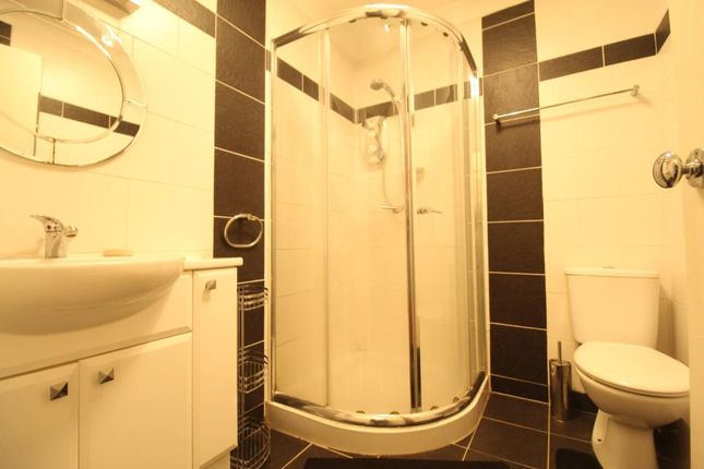 Shower Room of Whitehall Place, Aberdeen AB25